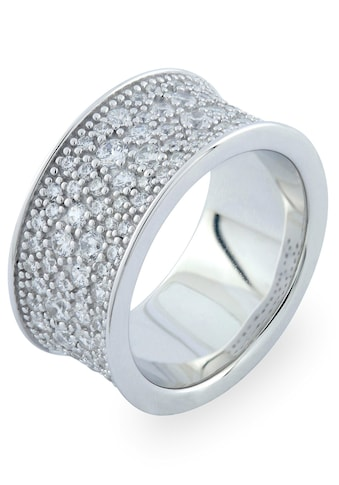 VILMAS Silberring »Starlight Glow, 4028146492257, 64, 71«, mit Zirkonia kaufen