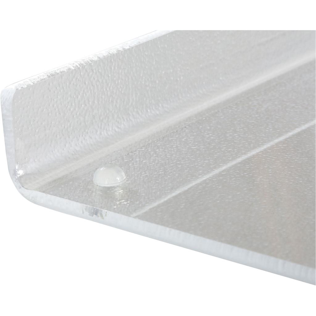 GSD HAUSHALTSGERÄTE Schneidebrett, mit Anschlag