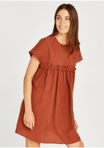 Apricot Babydollkleid »Ruffle Trim Waist Babydoll Dress« kaufen