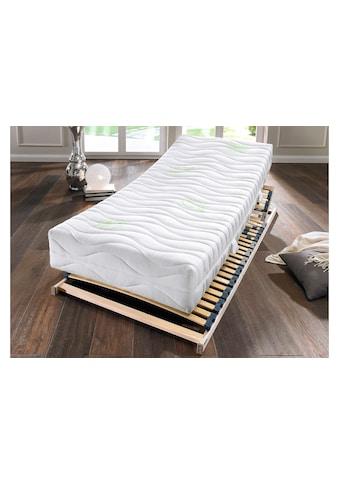 Hn8 Schlafsysteme Taschenfederkernmatratze »Green TA«, 20 cm cm hoch, 400 Federn, (1... kaufen