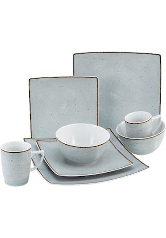 CreaTable Kombiservice »New Elegance Vintage Nature«, (Set, 8 tlg.), elegante Form kaufen