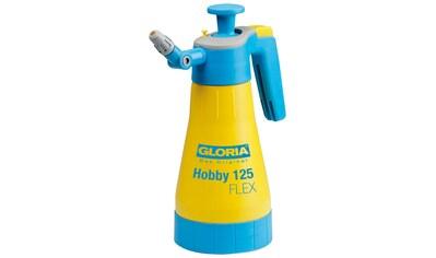 GLORIA Drucksprühgerät »Hobby 125 FLEX«, 1,25 Liter Fassungsvermögen kaufen