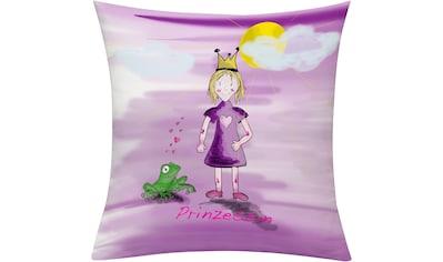 Kissenhülle, »Prinzessin Tag«, emotion textiles kaufen