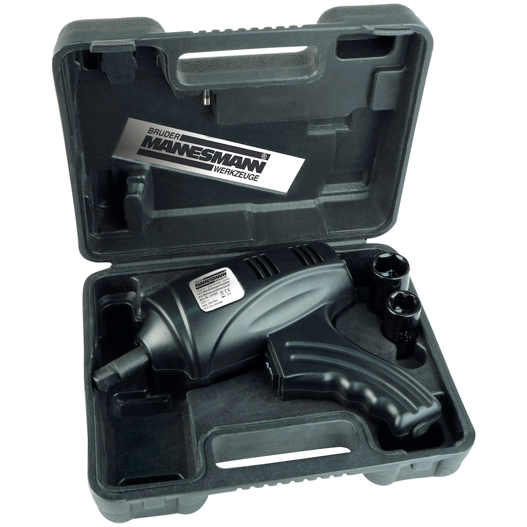 Brüder Mannesmann Werkzeuge Schlagschrauber »M01725«