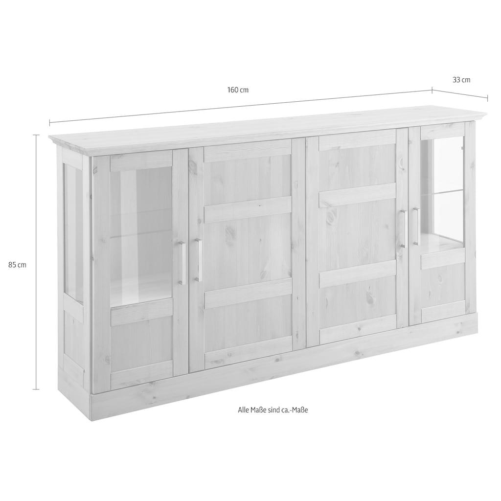 Home affaire Sideboard »Santorin«, Breite 160 cm