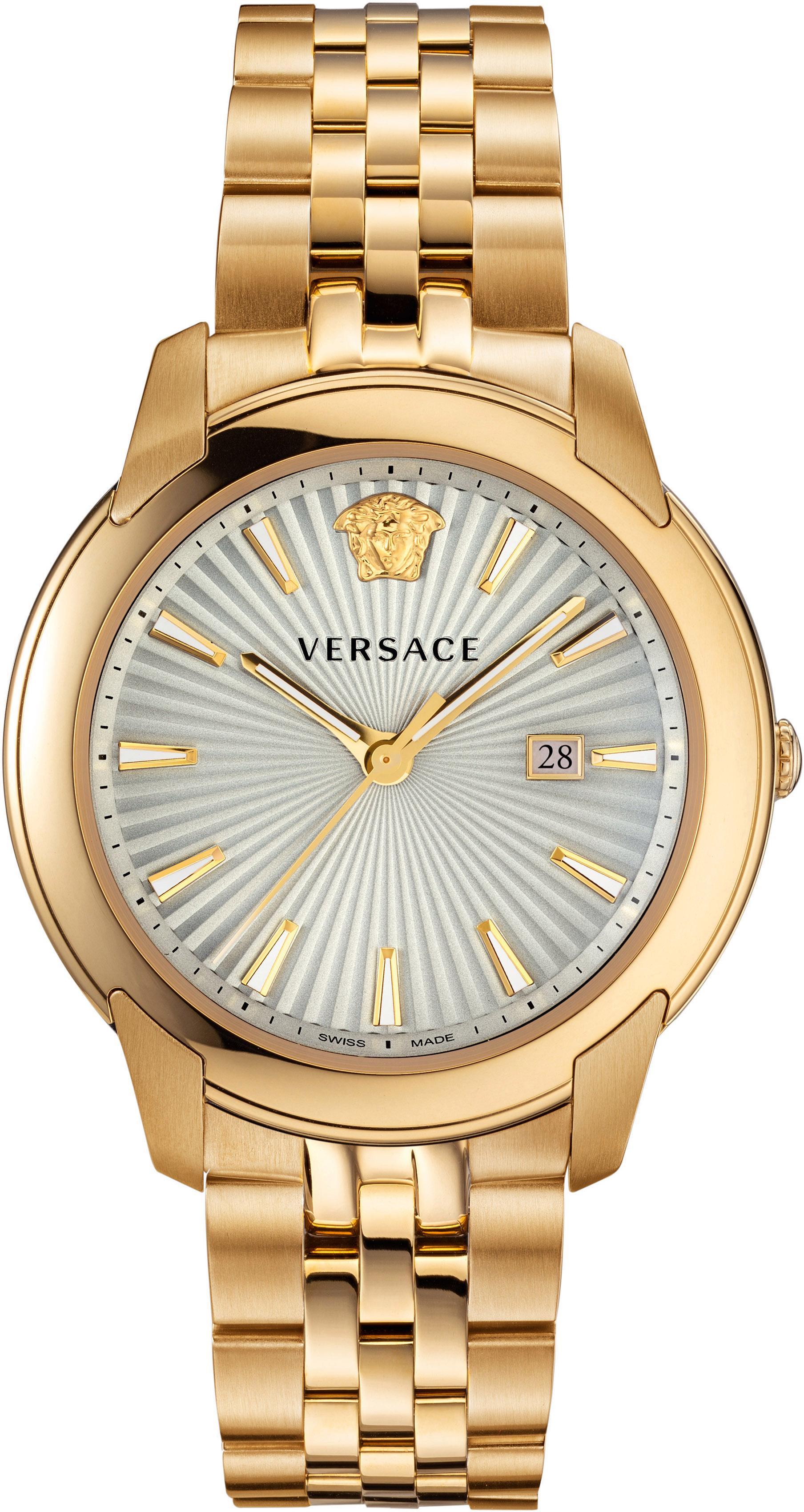 Versace Schweizer Uhr V-URBAN VELQ00719 | Uhren > Schweizer Uhren | Goldfarben | Ab | Versace