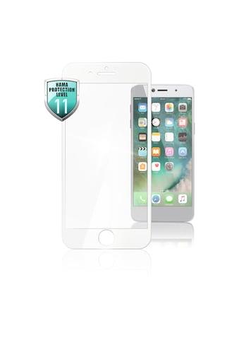 Hama 3D - Full - Screen - Schutzglas für Apple iPhone 6/6s/7/8, SE2020 »Displayschutzglas« kaufen