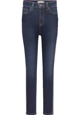 TOMMY HILFIGER Stretch-Jeans »SYLVIA High Rise SKINNY«, mit hoher leibhöhe kaufen