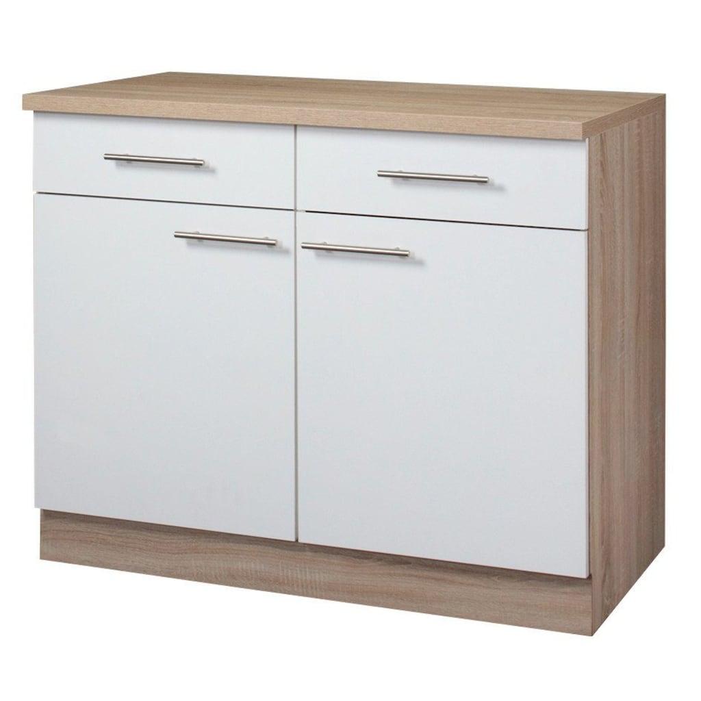 wiho Küchen Unterschrank »Montana«, 100 cm breit