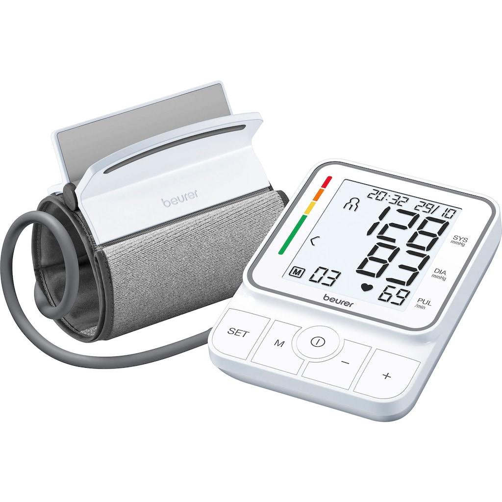 BEURER Oberarm-Blutdruckmessgerät »BM 51 easyClip«