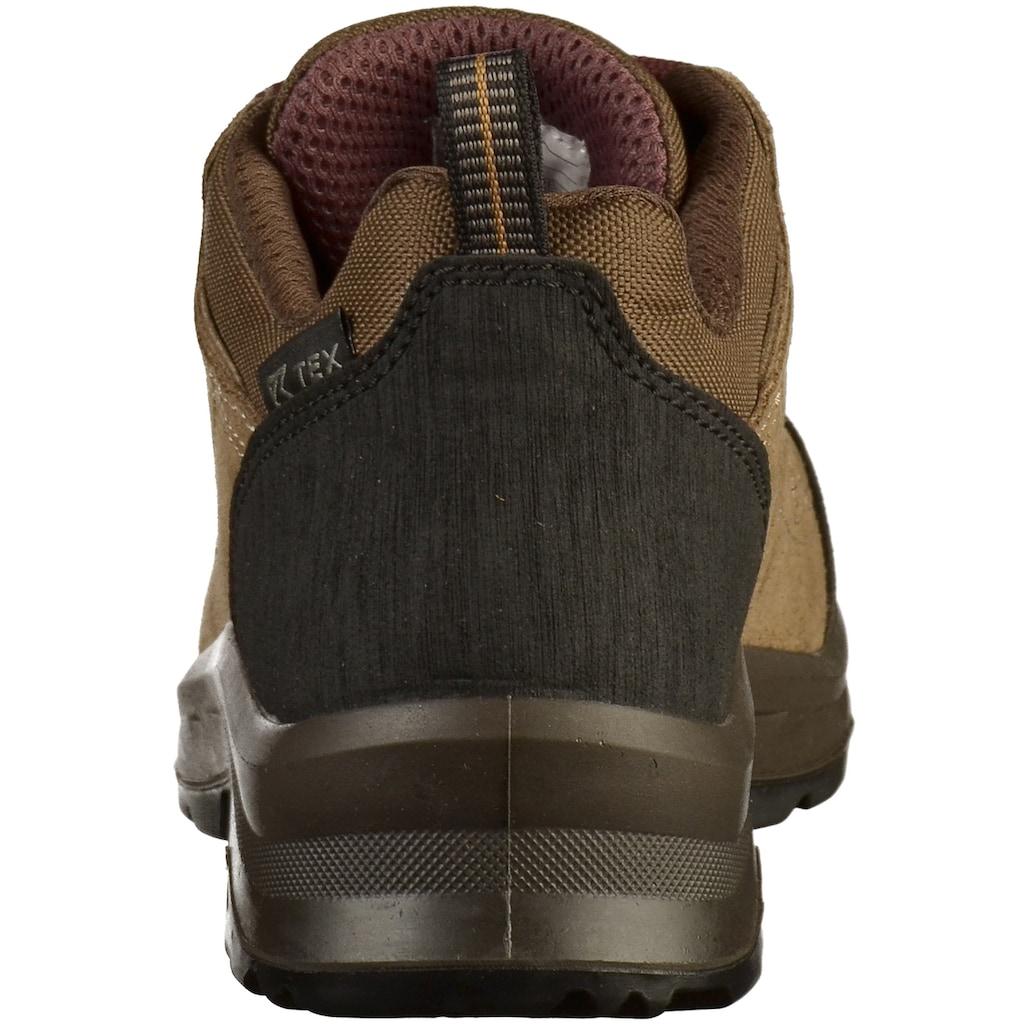 Kastinger Trekkingschuh »Veloursleder/Textil«