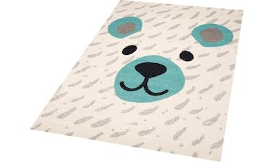 Kinderteppich, »Teddy Boe«, Zala Living, rechteckig, Höhe 9 mm, maschinell gewebt kaufen