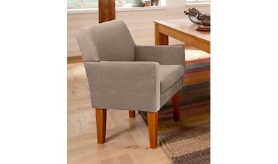 Home affaire Sessel »Fehmarn«, komfortable Sitzhöhe von 54 cm, in 3 verschiedenen... kaufen
