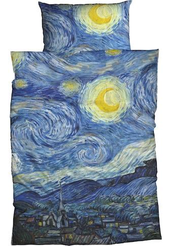 Goebel Bettwäsche »Starry Night«, geniales Design von Vincent van Gogh kaufen