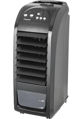 bestron Luftkühler »mobiles Gerät«, mit Fernbedienung, Dauernutzung von max. 20h, 70 W, Schwarz kaufen