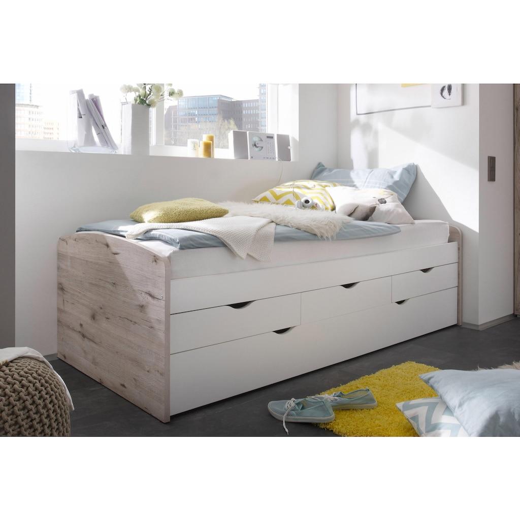 Funktionsbett, mit 2. Schlafgelegenheit