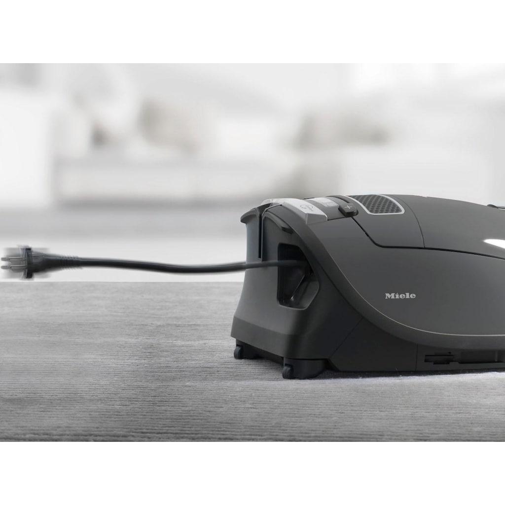 Miele Bodenstaubsauger »Complete C3 Excellence EcoLine«, 550 W, mit Beutel, Graphitgrau