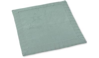 Sterntaler® Krabbeldecke »Sterne, hellgrün« kaufen