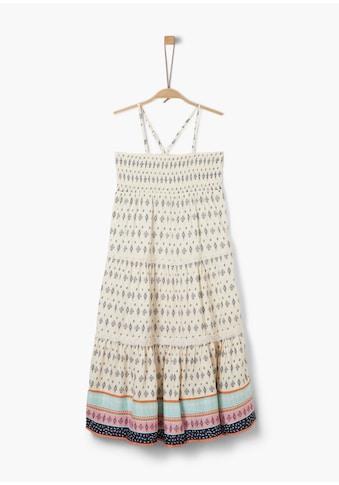 s.Oliver Webware - Kleid_für Mädchen kaufen