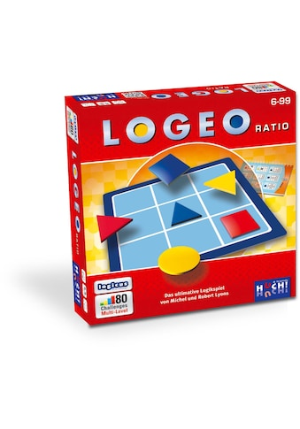 Huch! Spiel »Logeo Ratio 2« kaufen