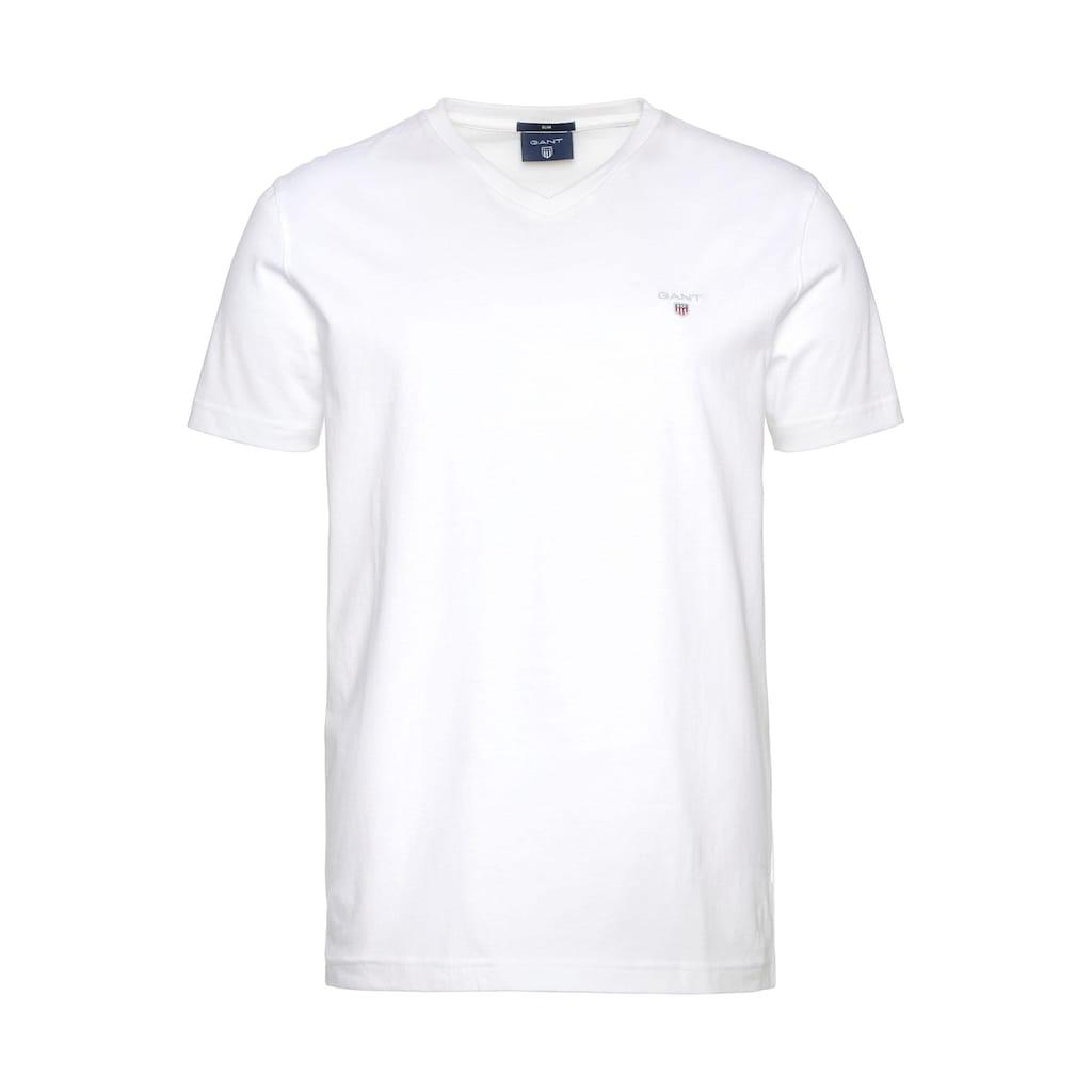 Gant V-Shirt, Basic