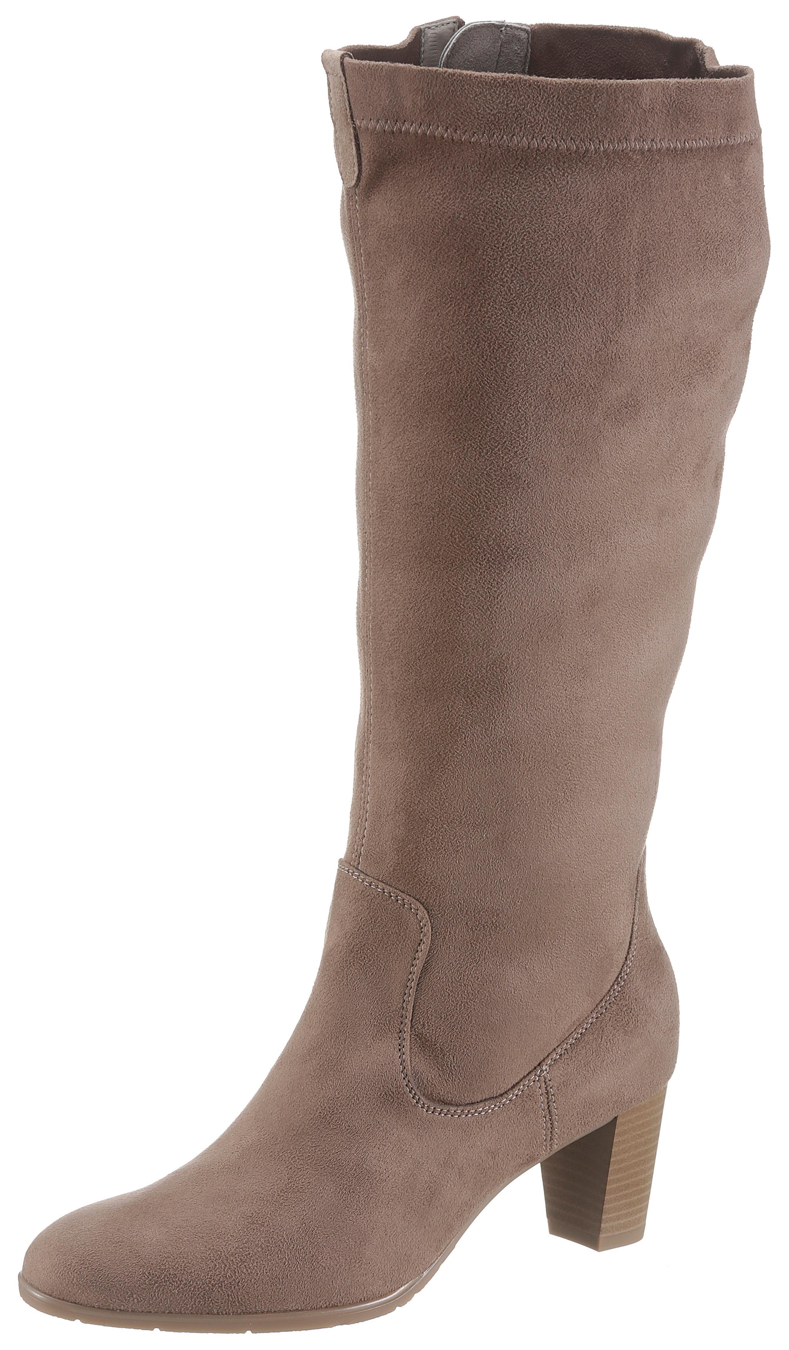 Jenny Weitschaftstiefel | Schuhe > Stiefel > Weitschaftstiefel | Jenny