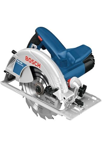 Bosch Professional Handkreissäge »GKS 190«, 1400 W, 190 mm kaufen