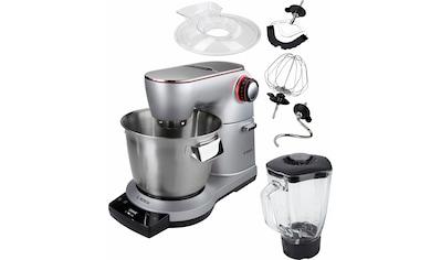 BOSCH Küchenmaschine OptiMUM MUM9DT5S41, 1500 Watt, Schüssel 5,5 Liter kaufen