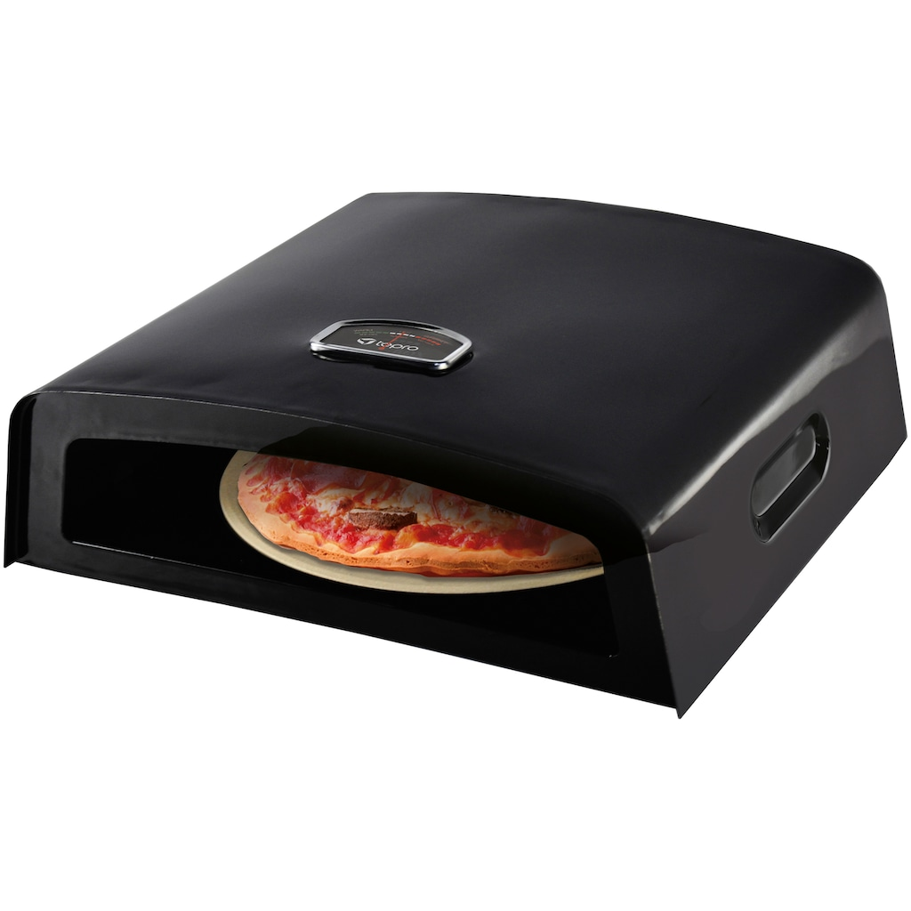 TEPRO Pizzaofen-Grillaufsatz für Holz- und Gasgrill