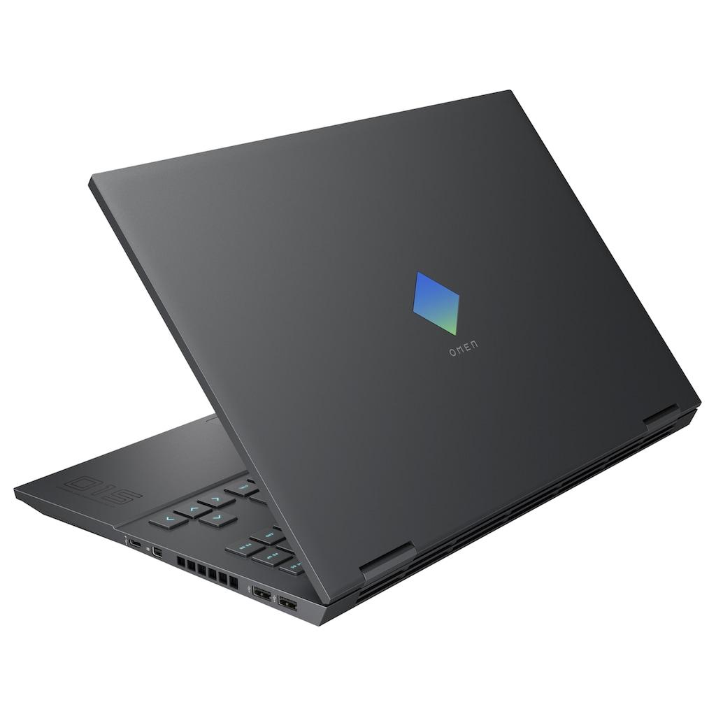 """OMEN Gaming-Notebook »15-en0261ng«, (39,6 cm/15,6 """" AMD Ryzen 7 GeForce\r\n 0 GB HDD 512 GB SSD), 39,6 cm (15,6"""") AMD Ryzen 7,512 GB, 16 GB"""