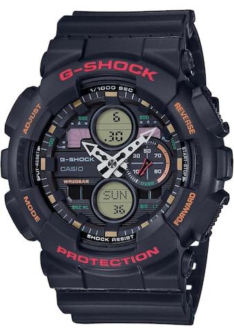 CASIO G-SHOCK Chronograph »GA-140-1A4ER« kaufen