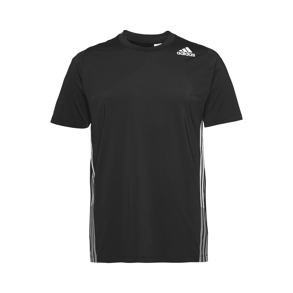 adidas Performance T-Shirt »FREELIFT 3-STREIFEN«