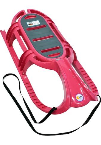 KHW Schlitten »Snow Tiger pink« kaufen