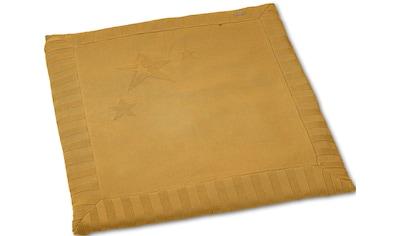 Sterntaler® Krabbeldecke »Sterne, gelb« kaufen