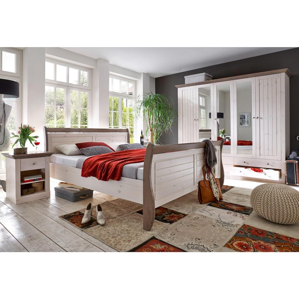 Home affaire Massivholzbett »Skanderborg«