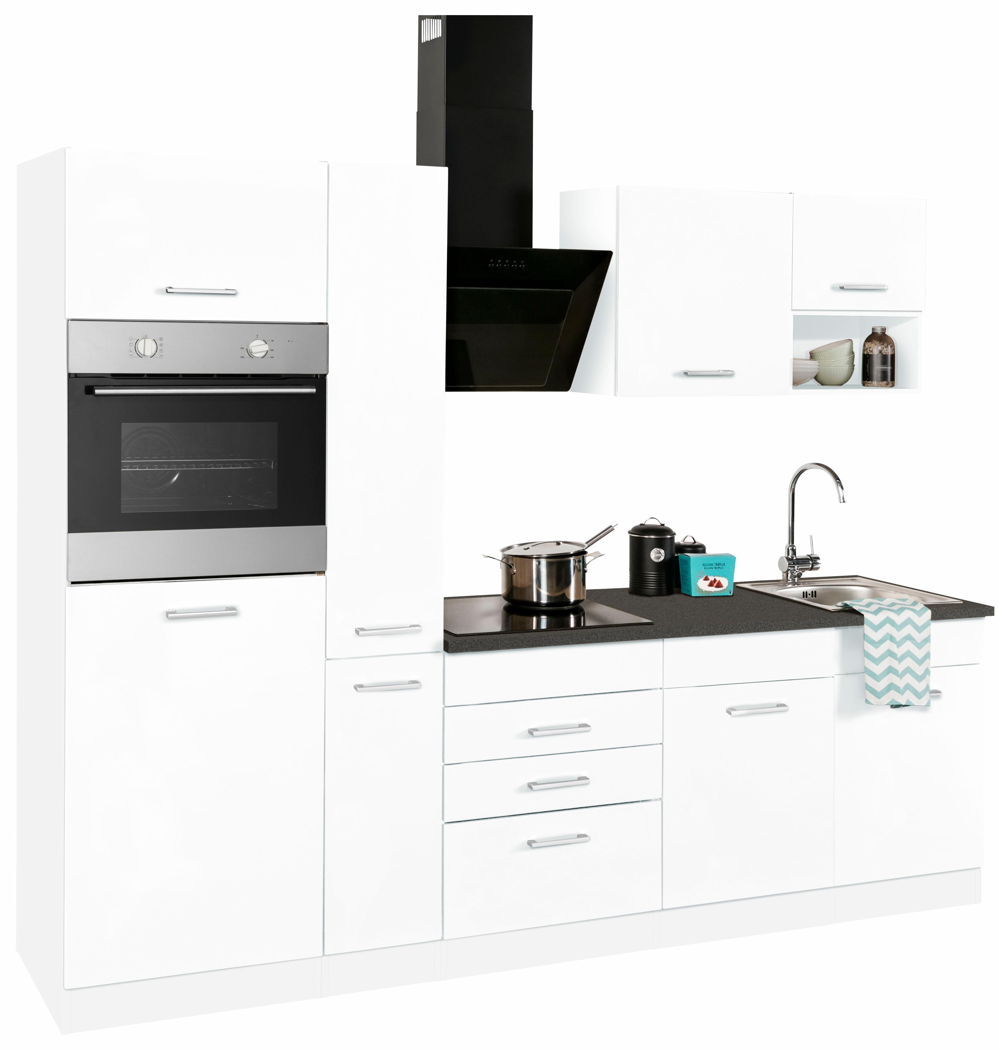 hochglanz-glaenzend Küchenzeilen online kaufen | Möbel-Suchmaschine ...