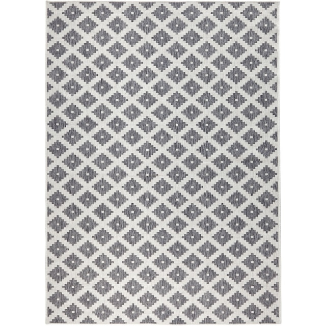 Teppich, »Nizza«, bougari, rechteckig, Höhe 5 mm, maschinell gewebt