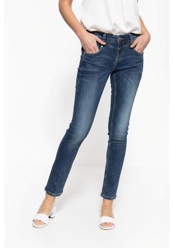 ATT Jeans 5-Pocket-Jeans »Zoe«, aus elastischem Wonder Stretch kaufen