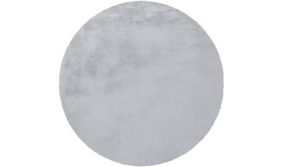 Fellteppich, »Alvin«, andas, rund, Höhe 45 mm, handgetuftet kaufen