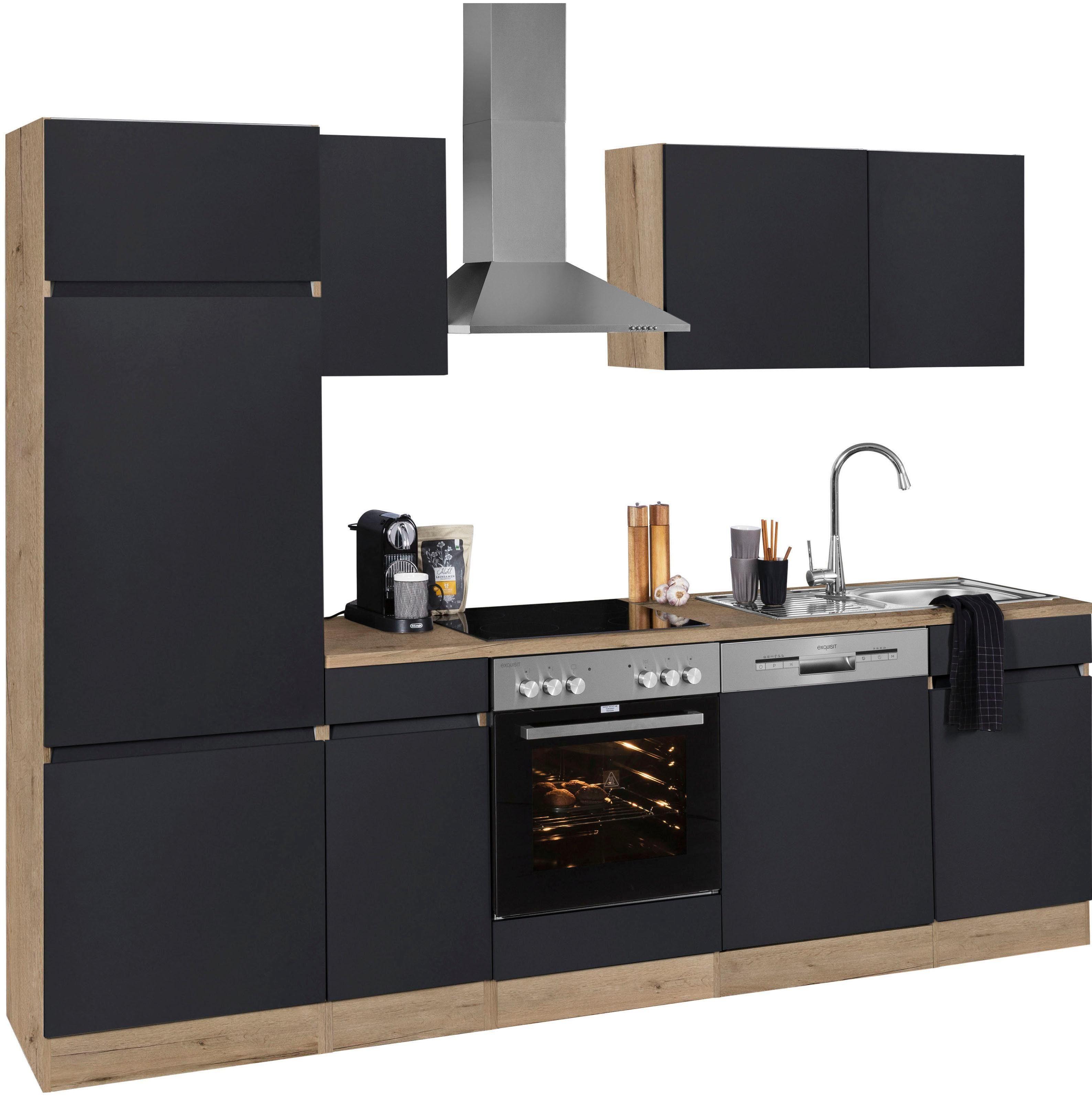OPTIFIT Küchenzeile Roth Wohnen/Möbel/Küchenmöbel/Küchenzeilen & -blöcke/Küchenzeilen ohne Geräte