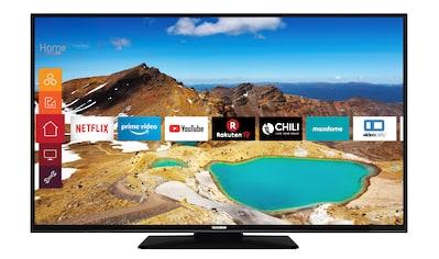 Telefunken LED - Fernseher (55 Zoll, 4K UHD, SmartTV, HDR) »D55U500B4CWI« kaufen