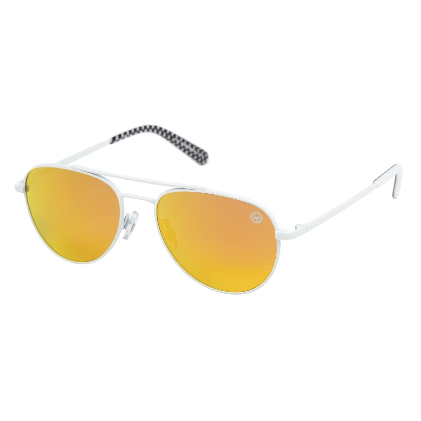 Hype Sonnenbrille Unisex Karo Hypepilot Sonnenbrille Herrenmode/Schmuck & Accessoires/Accessoires/Sonnenbrillen/Eckige Sonnenbrille