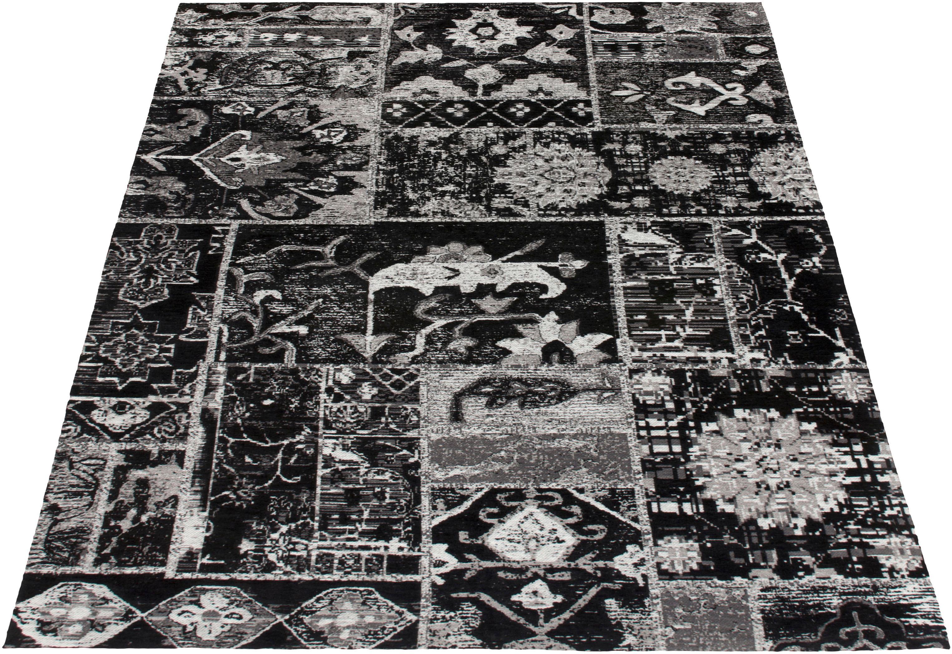 Teppich Elliot Bruno Banani rechteckig Höhe 10 mm handgewebt