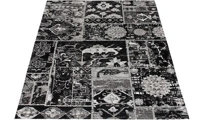 Teppich, »Elliot«, Bruno Banani, rechteckig, Höhe 10 mm, handgewebt kaufen