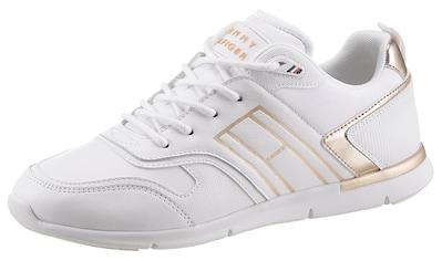 TOMMY HILFIGER Sneaker »METALLIC LIGHTWEIGHT SNEAKER«, mit Ortholite Hybrid Dämpfung kaufen