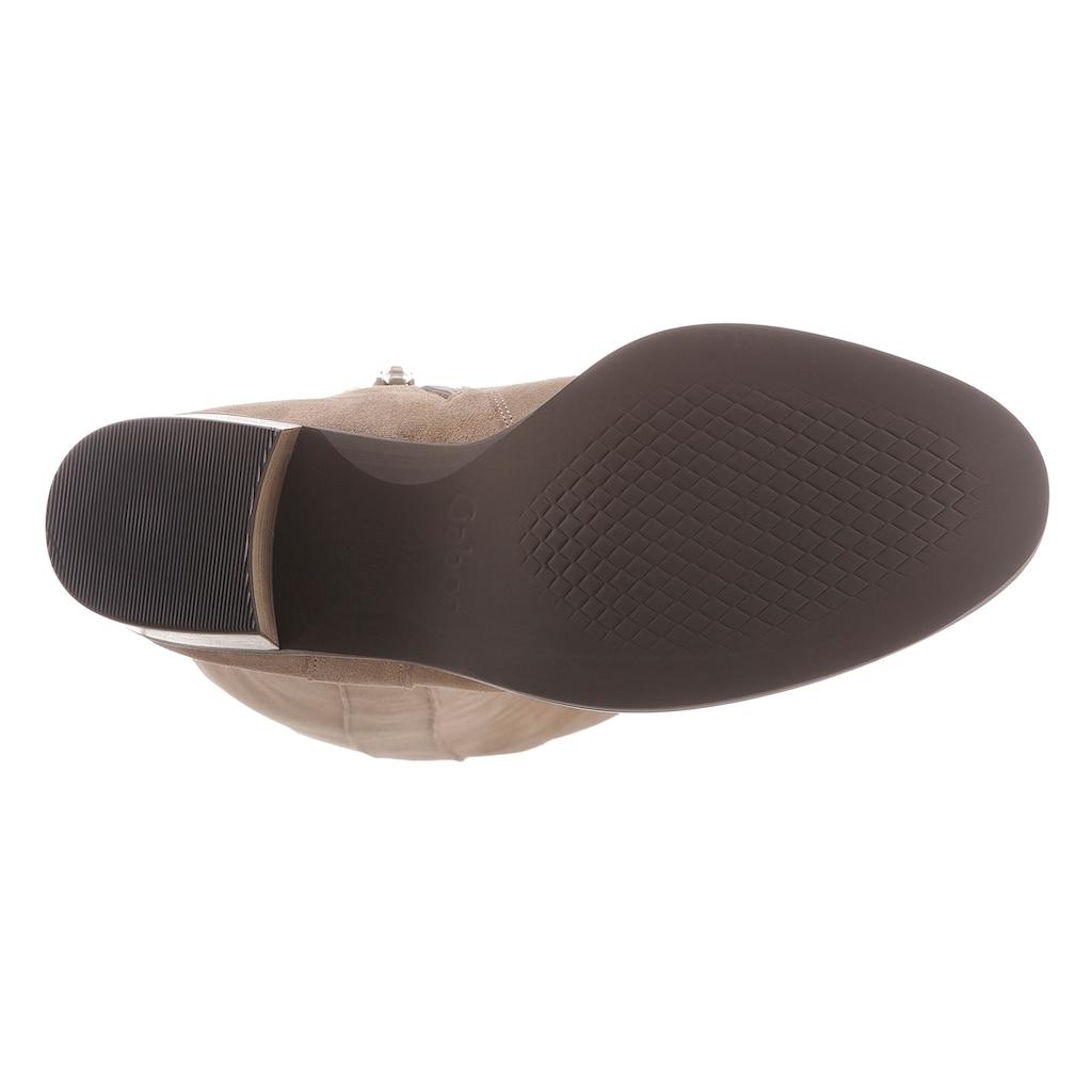 Gabor Stiefel, mit Best Fitting Ausstattung