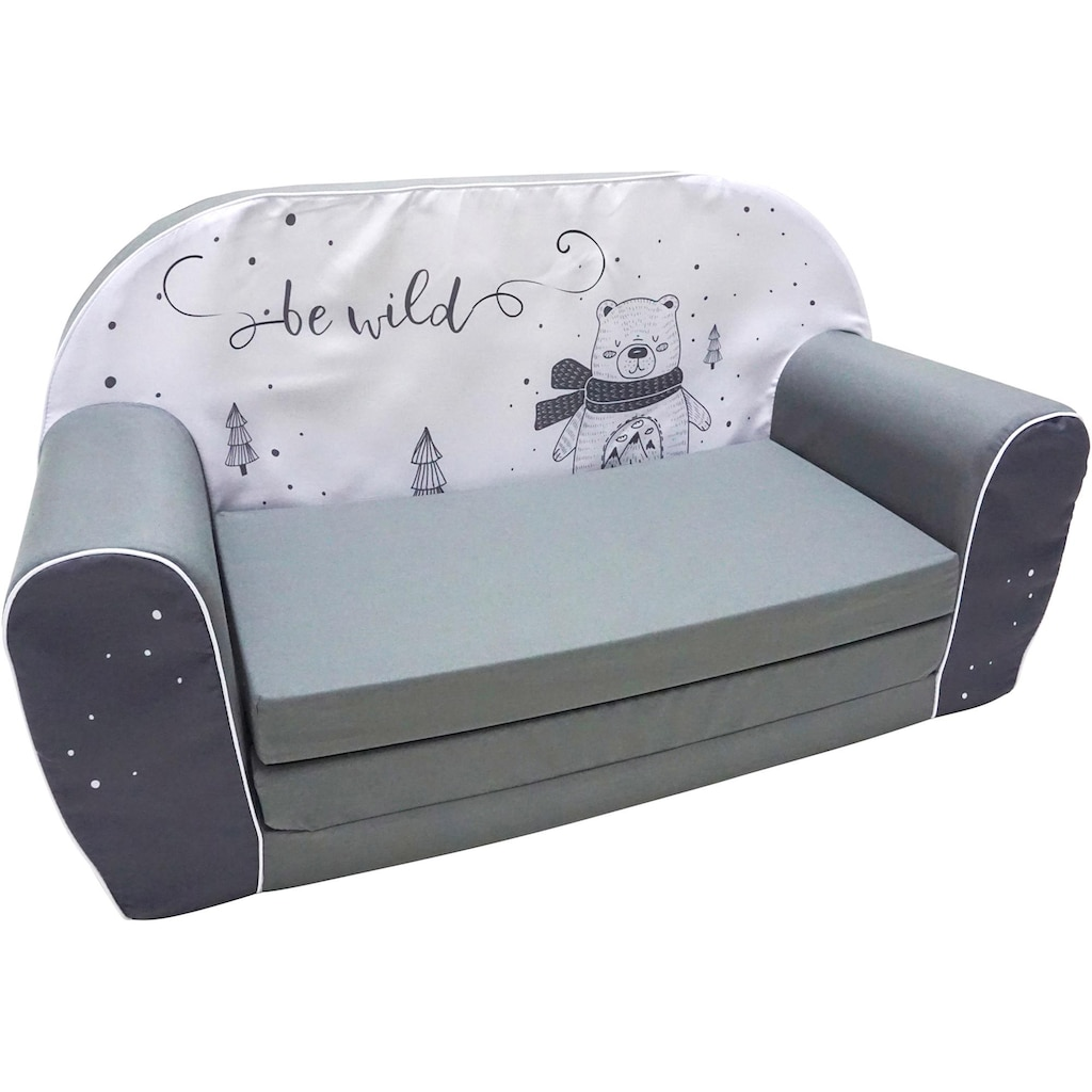Knorrtoys® Sofa »Bear«, für Kinder; Made in Europe