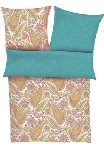 Zeitgeist Wendebettwäsche »Susa«, mit Paisley-Muster kaufen