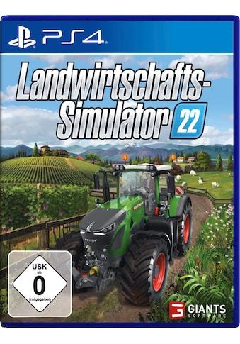 Astragon Spiel »Landwirtschafts-Simulator 22«, PlayStation 4 kaufen