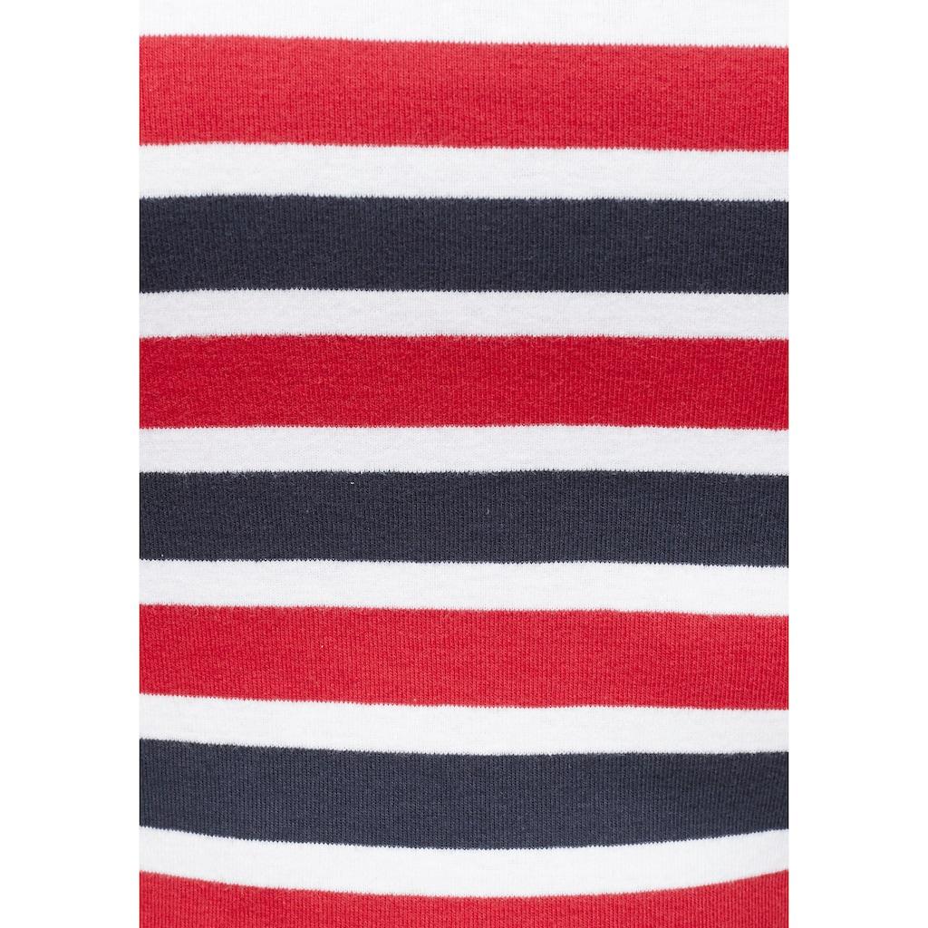 Arizona Carmenshirt »Off-Shoulder«, variabel tragbar